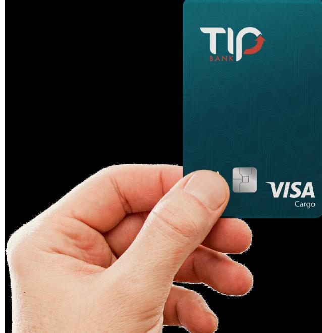 Tip Card agora é Tip Bank